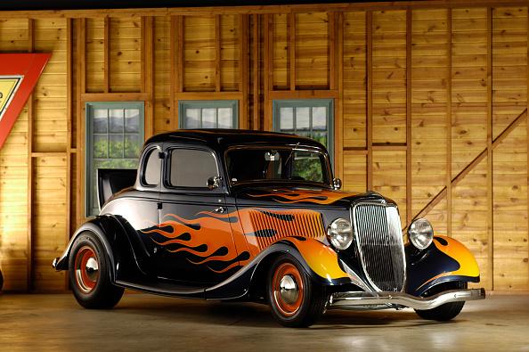 Journey「Ford Custom 1934」:写真・画像(13)[壁紙.com]