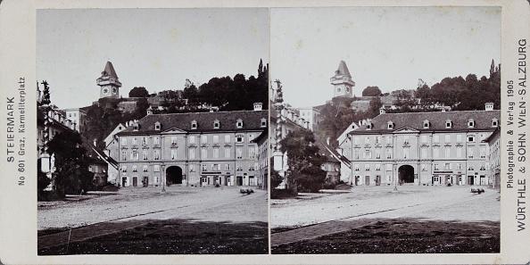 Graz「Graz. Karmeliter Place. Steiermark (No. 601). 1905. Stereo-Photographie & Verlag Würthle & Sohn / Vienna-Salzburg.」:写真・画像(8)[壁紙.com]