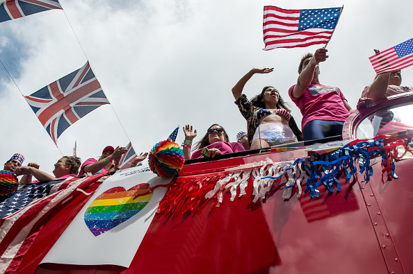 Double Rainbow「The LGBT Community Celebrates Pride In London」:写真・画像(13)[壁紙.com]