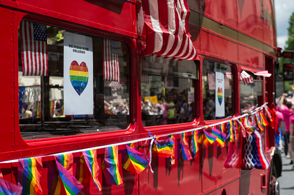 Double Rainbow「The LGBT Community Celebrates Pride In London」:写真・画像(11)[壁紙.com]