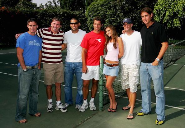 アンディ ラム「ATP Players Visit the Playboy Mansion」:写真・画像(10)[壁紙.com]