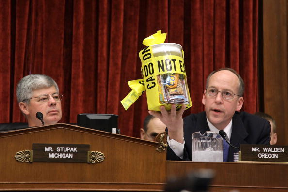 Candy Jar「Peanut Corp Of America CEO Testifies Before House On Salmonella Outbreak」:写真・画像(10)[壁紙.com]