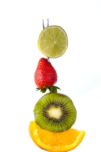 Sweet Food「Fruit skewer」:スマホ壁紙(10)