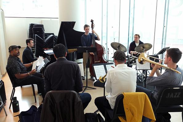 Hiroyuki Ito「Juilliard Jazz Artist Diploma Ensemble」:写真・画像(7)[壁紙.com]