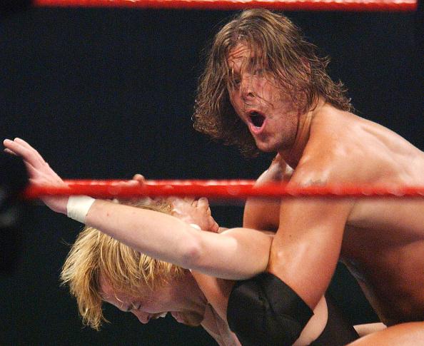 Raw Food「Steven Richards has Spike Dudley pinned」:写真・画像(2)[壁紙.com]