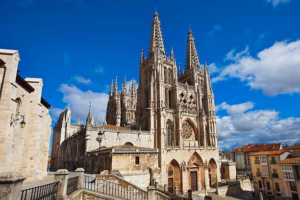 Gothic architecture in Burgos City.:スマホ壁紙(壁紙.com)