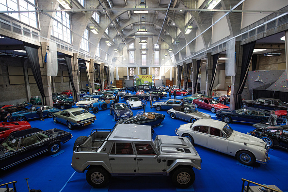 Finance and Economy「Preview Of Cars Going Under The Hammer At The Coys Spring Classics Auction」:写真・画像(9)[壁紙.com]