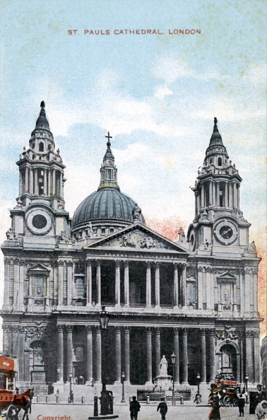 City Life「St Paul 's Cathedral, London」:写真・画像(7)[壁紙.com]
