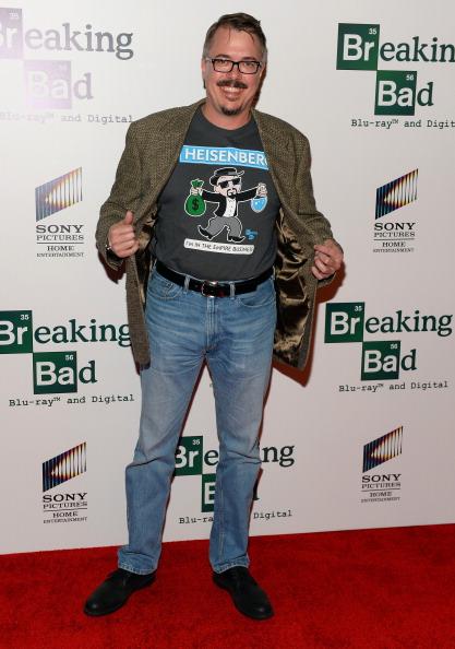 "Creativity「""No Half Measures: Creating The Final Season Of Breaking Bad"" DVD Launch - Arrivals」:写真・画像(13)[壁紙.com]"