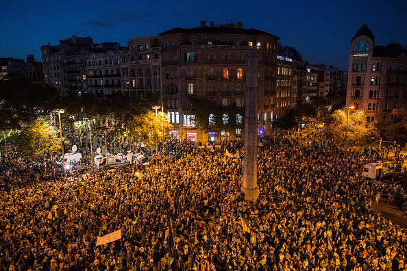 ベストオブ「Reaction To Imprisonment Of Key Figures In Catalan Independence Movement」:写真・画像(11)[壁紙.com]