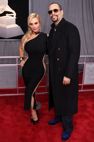 Coco Austin「60th Annual GRAMMY Awards - Red Carpet」:写真・画像(11)[壁紙.com]