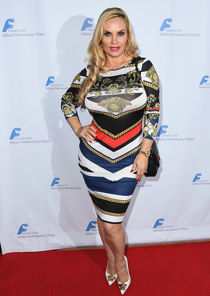 Coco Austin「Friends Of The Saban Community Clinic's 42nd Annual Gala - Arrivals」:写真・画像(9)[壁紙.com]