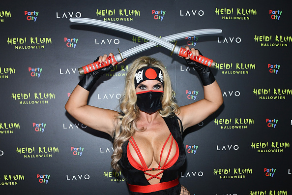 Coco Austin「Heidi Klum's 19th Annual Halloween Party Presented By Party City And SVEDKA Vodka At LAVO New York - Arrivals」:写真・画像(7)[壁紙.com]