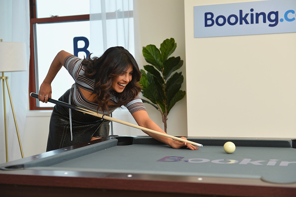 "Empire State Building「Booking.com Kicks Off Its ""Book the U.S."" List With Priyanka Chopra」:写真・画像(18)[壁紙.com]"