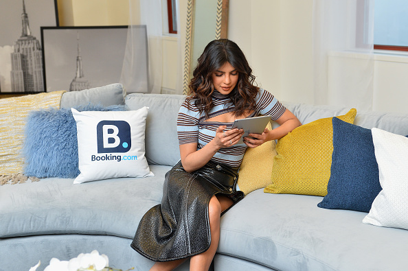 "Empire State Building「Booking.com Kicks Off Its ""Book the U.S."" List With Priyanka Chopra」:写真・画像(2)[壁紙.com]"