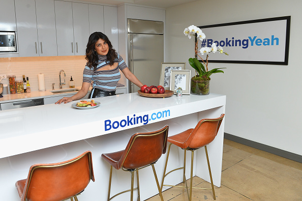 "Empire State Building「Booking.com Kicks Off Its ""Book the U.S."" List With Priyanka Chopra」:写真・画像(12)[壁紙.com]"