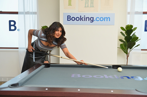"Empire State Building「Booking.com Kicks Off Its ""Book the U.S."" List With Priyanka Chopra」:写真・画像(16)[壁紙.com]"