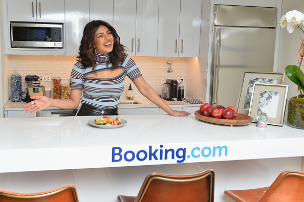 "Empire State Building「Booking.com Kicks Off Its ""Book the U.S."" List With Priyanka Chopra」:写真・画像(14)[壁紙.com]"