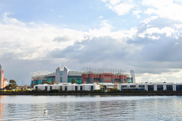 Outdoors「Old Trafford, home to Manchester United FC, Manchester, UK」:写真・画像(18)[壁紙.com]