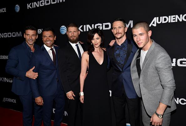 "Frank Grillo「Premiere Of DIRECTV's ""Kingdom"" Season 2 - Arrivals」:写真・画像(18)[壁紙.com]"