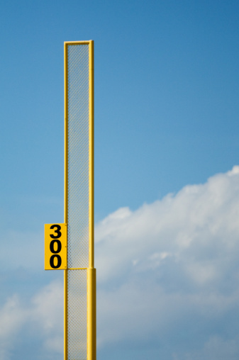 Pennsylvania「Baseball foul pole」:スマホ壁紙(6)