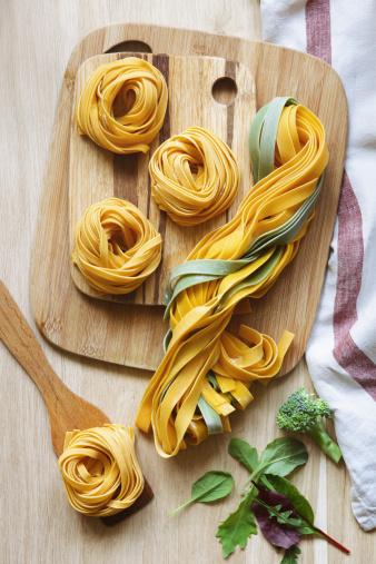 Arugula「Pasta tagliatelle.」:スマホ壁紙(11)