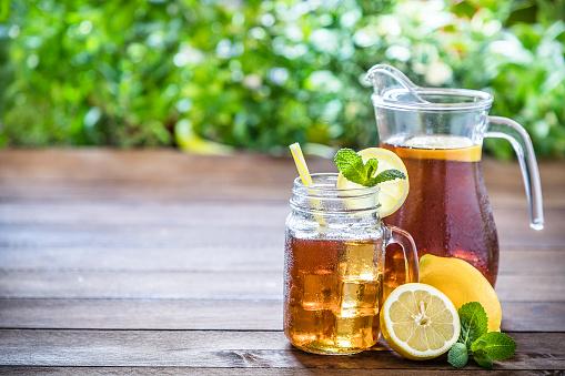 Juice「Lemon ice tea」:スマホ壁紙(15)