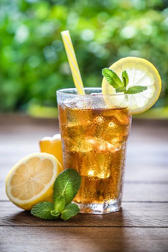 Ice Tea「Lemon ice tea」:スマホ壁紙(11)