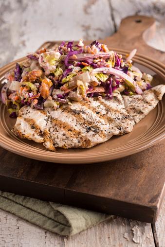 Cabbage「Chicken Breast Chop Salad」:スマホ壁紙(17)