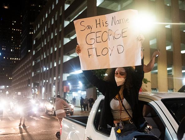 Detroit - Michigan「Protests Continue Around Detroit」:写真・画像(11)[壁紙.com]