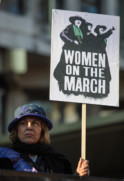 Placard「Women's March On London」:写真・画像(14)[壁紙.com]