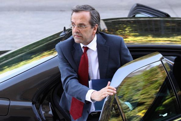 Effort「Greece's Election Winning Party Begin Talks To Form A Ruling Coalition」:写真・画像(6)[壁紙.com]
