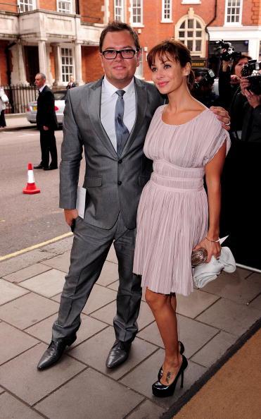 ナタリー インブルーリア「David Walliams & Lara Stone - Wedding」:写真・画像(16)[壁紙.com]