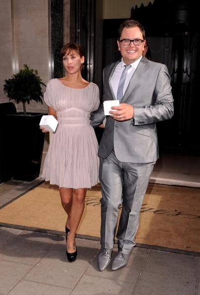 ナタリー インブルーリア「David Walliams & Lara Stone - Wedding」:写真・画像(8)[壁紙.com]
