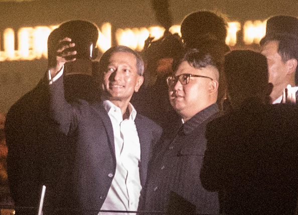 Chris McGrath「Historic U.S.-DPRK Summit Scheduled In Singapore」:写真・画像(8)[壁紙.com]