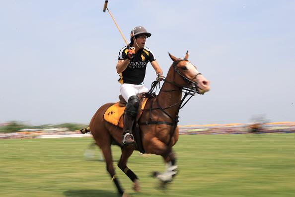 Neilson Barnard「The Ninth Annual Veuve Clicquot Polo Classic - Match」:写真・画像(1)[壁紙.com]