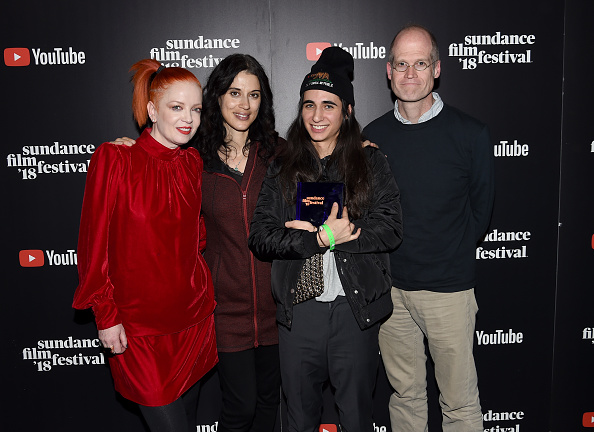 Chris Ware「2018 Sundance Film Festival -  Shorts Program Awards And Party Presented By YouTube」:写真・画像(7)[壁紙.com]