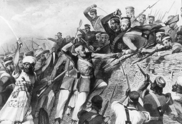 1857年のインド大反乱の写真・画像 検索結果 [4] 画像数259枚