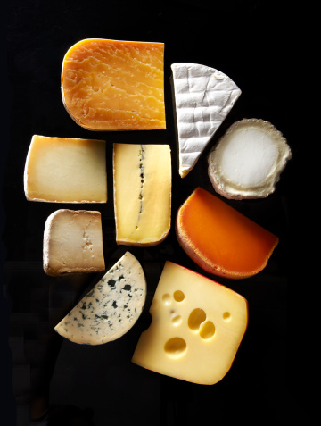 Cheese「Assorted Cheese Slices」:スマホ壁紙(11)