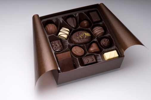 Milk Chocolate「Assorted Chocolate Box」:スマホ壁紙(11)