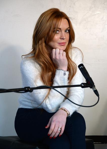 Loft Apartment「Lindsay Lohan Press Conference At Social Film Loft - 2014 Park City」:写真・画像(12)[壁紙.com]