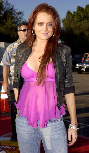 Leather Jacket「2004 Teen Choice Awards - Arrivals」:写真・画像(0)[壁紙.com]