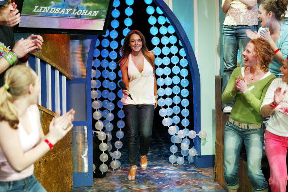 Casual Clothing「MTV TRL With Bam Margera And Lindsay Lohan」:写真・画像(14)[壁紙.com]
