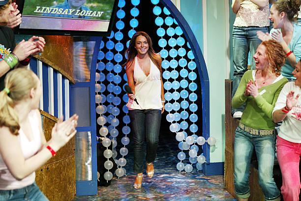 MTV TRL With Bam Margera And Lindsay Lohan:ニュース(壁紙.com)