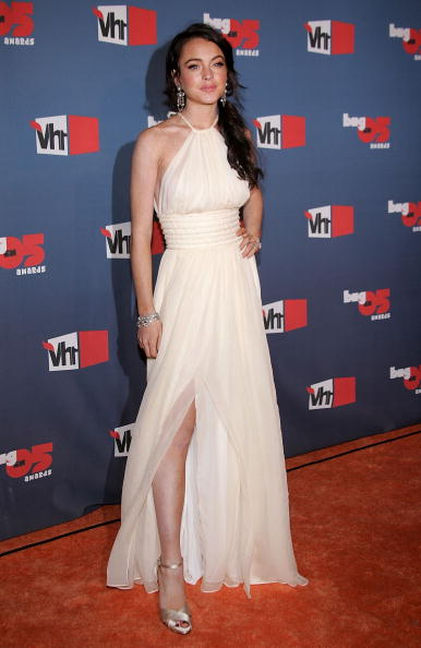 Halter Top「VH1 Big In '05 Awards - Arrivals」:写真・画像(0)[壁紙.com]