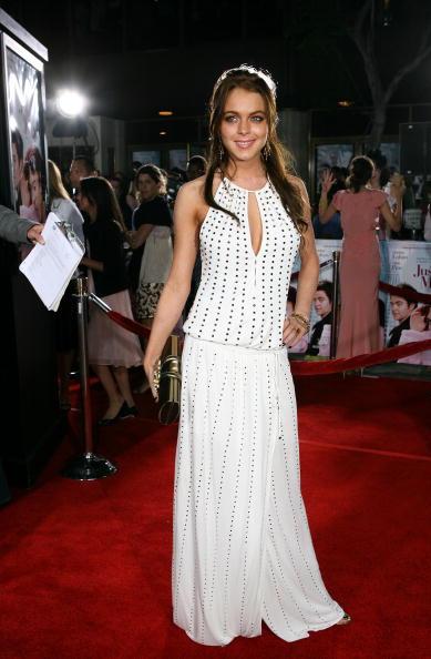 白「20th Century Fox Premiere Of 'Just My Luck' - Arrivals」:写真・画像(13)[壁紙.com]
