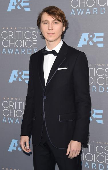 ポール・ダノ「The 21st Annual Critics' Choice Awards - Arrivals」:写真・画像(7)[壁紙.com]