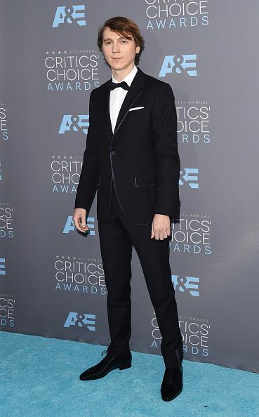 ポール・ダノ「The 21st Annual Critics' Choice Awards - Arrivals」:写真・画像(1)[壁紙.com]