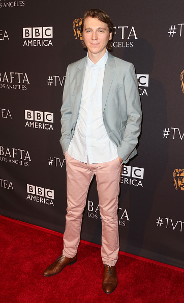 ポール・ダノ「2015 BAFTA Los Angeles TV Tea - Arrivals」:写真・画像(5)[壁紙.com]