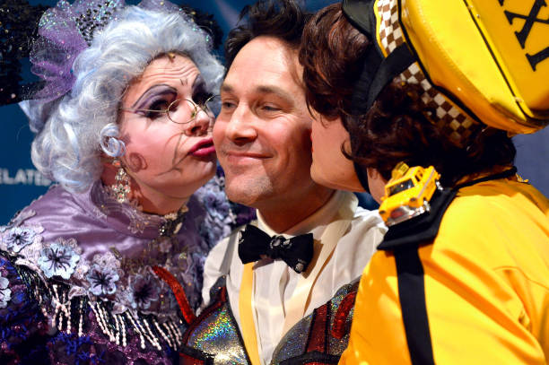 Student Academy Award「Hasty Pudding Theatricals Honors Paul Rudd As 2018 Man Of The Year」:写真・画像(2)[壁紙.com]